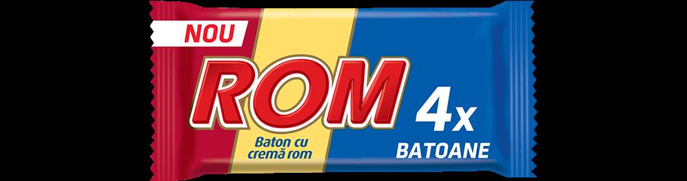 Autentic Rom 4 x Batoane (4X30g)